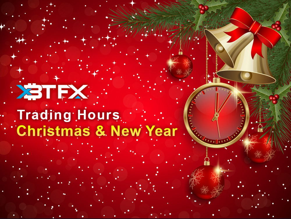 2020 Christmas & 2021 New Year Trading Hours
